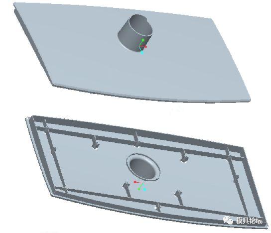 液晶显示器底座产品图-深圳液晶屏厂家