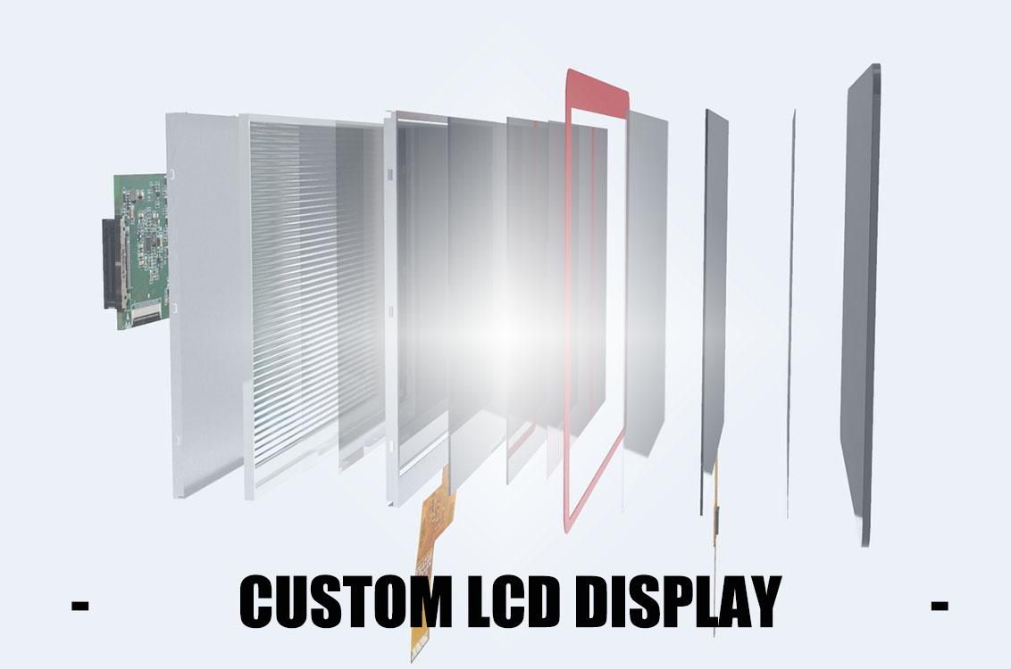 LCD解剖图
